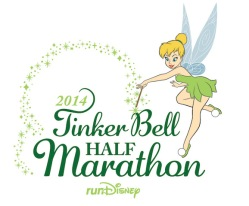 2014 Tinker Bell Half Marathon logo